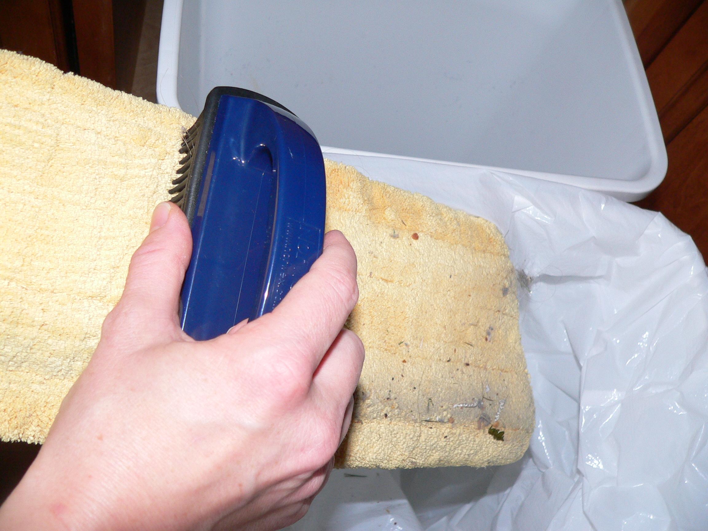 So Why Do I Need The Rubber Brush Sonya Eckel S Norwex