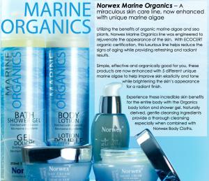 NEW Norwex Marine Organics