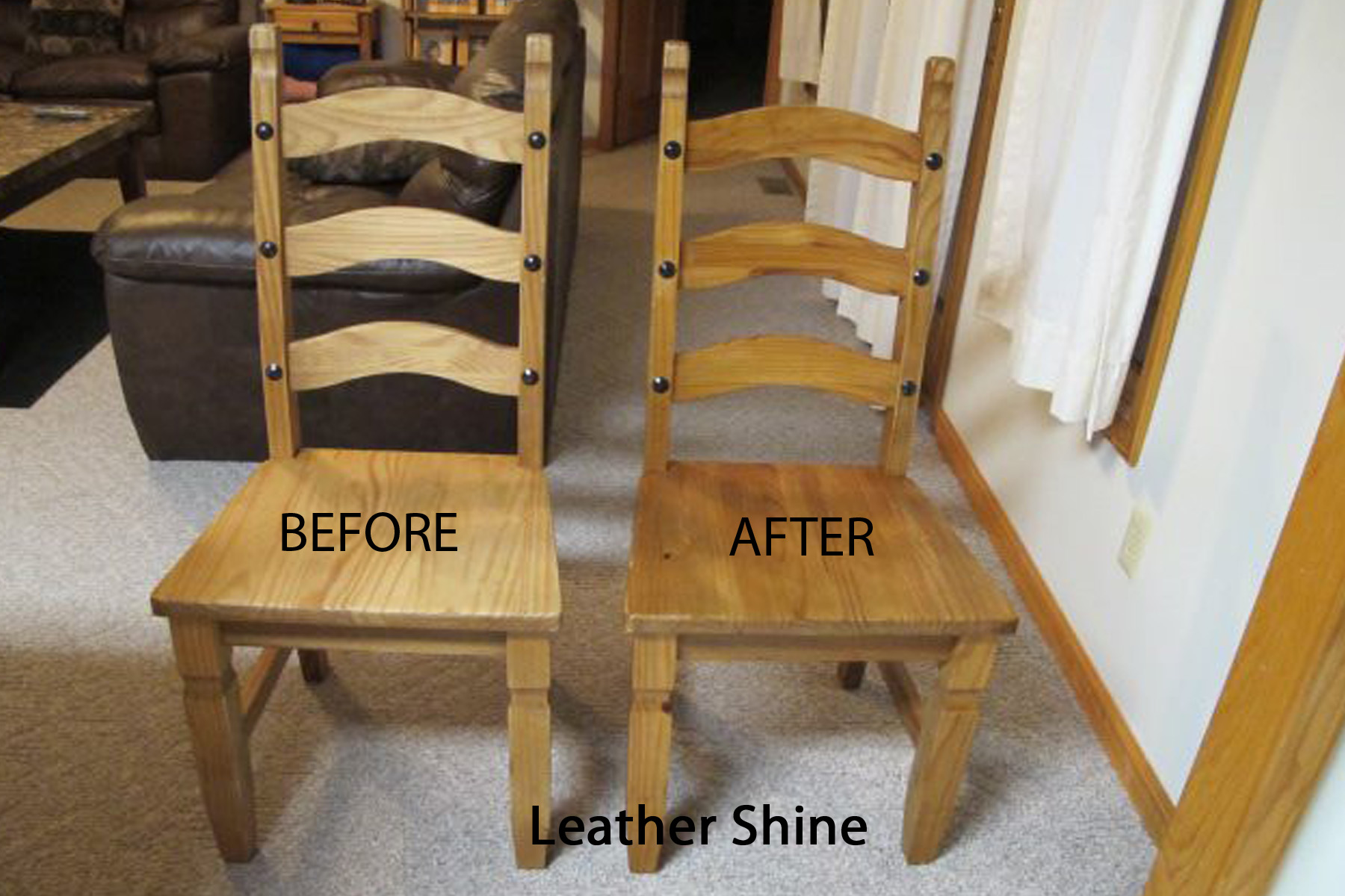Amazing photo of Norwex Leather Shine Wood Furniture Chemicals Cleaning Cleaning  with #9A7131 color and 1800x1200 pixels