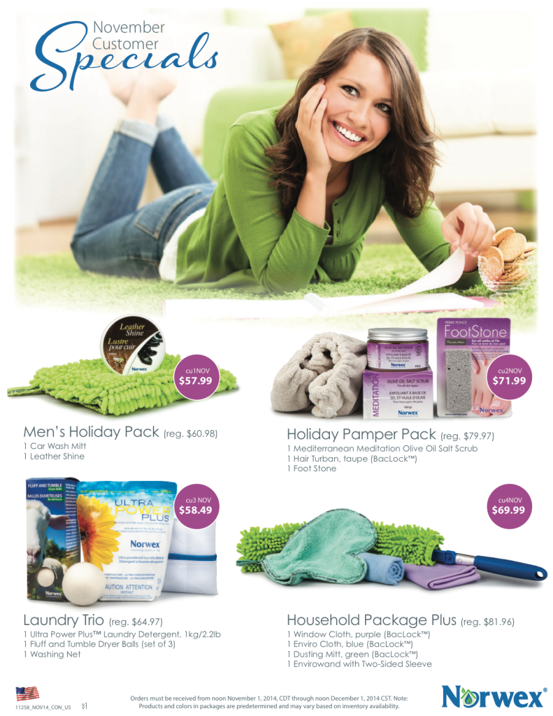 Several of my FAVES for a great price!  What a great time to purchase #NorwexGifts for the special peeps in your life!
