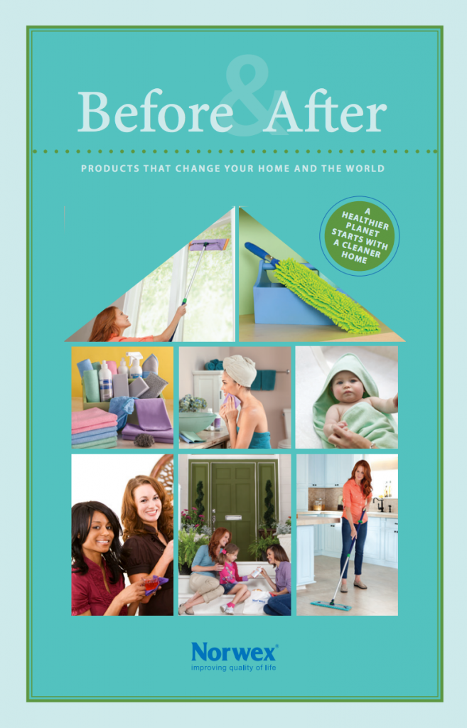 Sonya Norwex Before & After Booklet