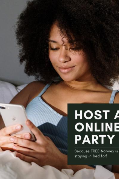 Norwex Online Party