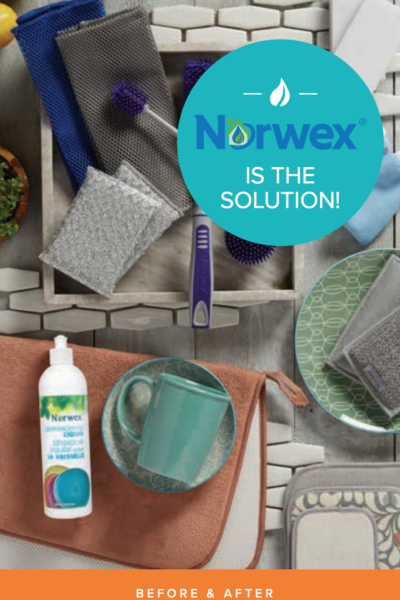 Norwex Before & After