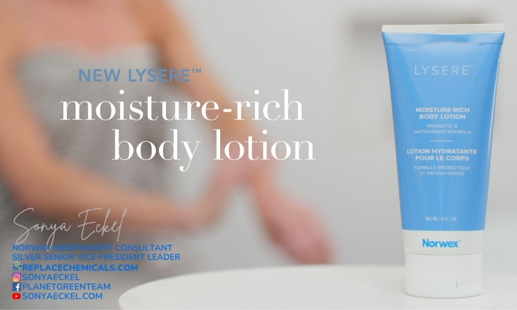 Norwex Probiotic Lotion: Does it help the skin microbiome?