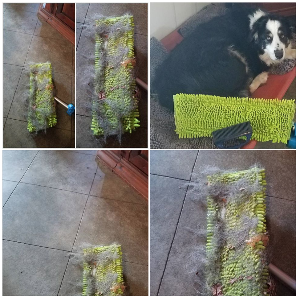 Norwex Chenille Mop Pad Options